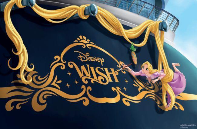 DisneyWishStern