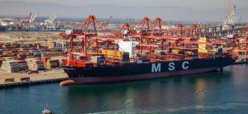MSC Jewel Port Of Long Beach