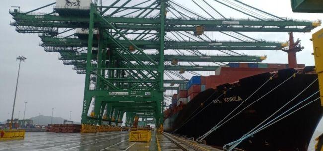 PSA's Bharat Mumbai Container Terminals Achieves New Productivity Record – Vr 210 Moves Per Hour On Apl Korea