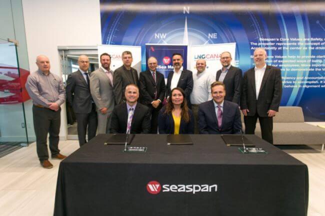 Haisla Nation and Seaspan awarded LNG Canada escort and harbor tugs contract