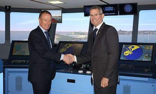 kongsberg-gilkison_australian maritime college