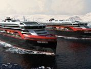 New Hurtigruten hybrid explorer ships will revolutionise adventure travel at sea