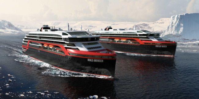 New Hurtigruten hybrid explorer ships will revolutionise adventure travel at sea