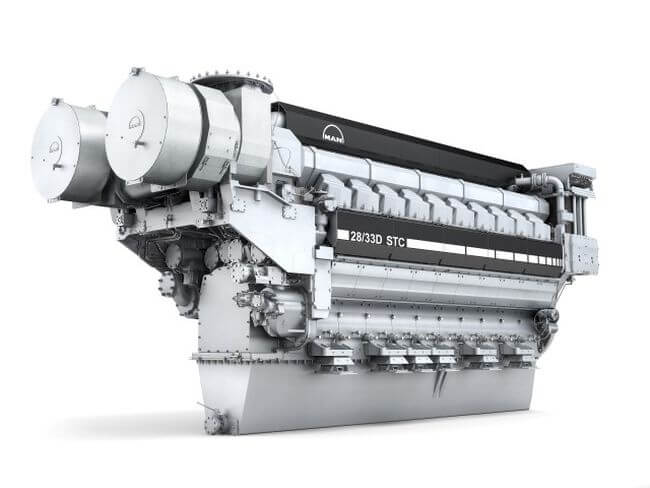 Prominent Fast-Ferry Builders Choose MAN Engines