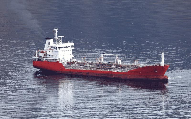 tanker ship IG plant