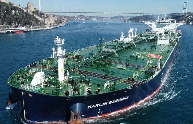Trafigura Agrees Sale Of A Fleet Of Suezmax Tankers To Frontline