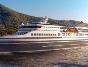 Groundbreaking flexible 1500 passenger RoPax design by KNUD E. HANSEN