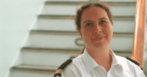 A Woman Seafarer Describes The Challenges She Faces On Board Ships
