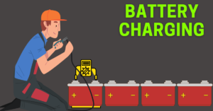 Battery Charging On Board Ship