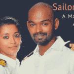 Sailor Couple: A Match Made At Sea