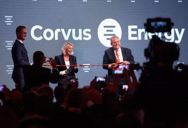 Corvus Energy New Battery Factory