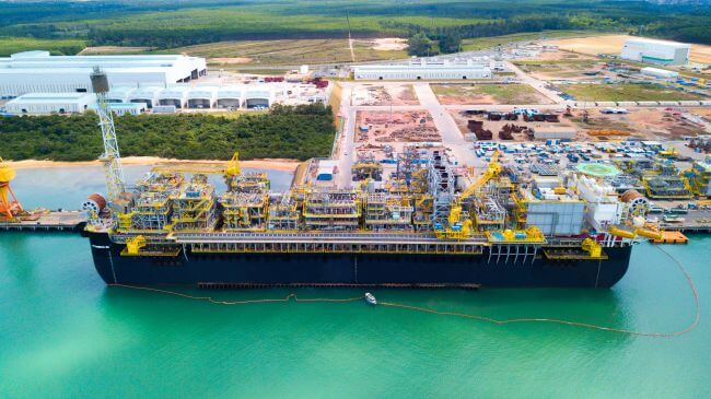 Estaleiro Jurong Aracruz completes P-68, its first FPSO modules fabrication and integration project