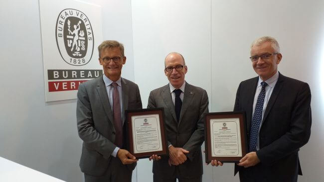 GTT's Mark III Flex Containment System Wins Bureau Veritas AiP On Ice-Breaking 'Arctic' LNGC