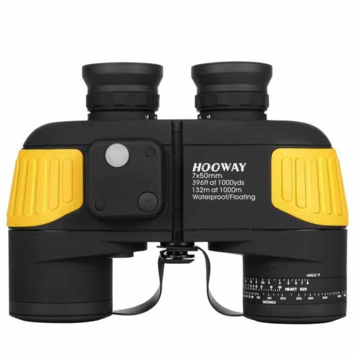 Holloway 7x50 Waterproof Skimming Marine Binocular