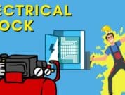 How to Minimize the Risks of an Electrical Shock on a Ship