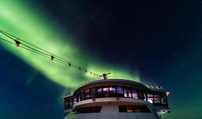 Hurtigruten, World leader in exploration travel