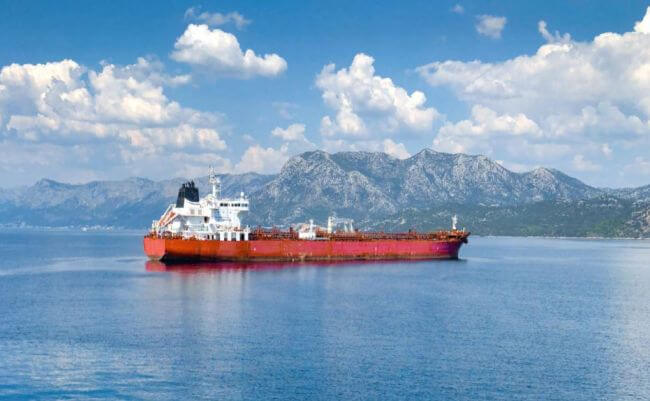 IMO Action to reduce GHG emissions