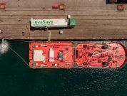 InvaSave doing what it does best - treating non-complaint ballast water