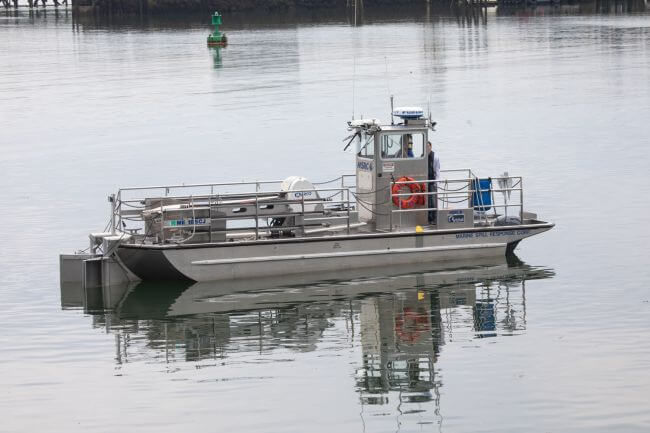 Fwd: Sea Machines Successfully Demonstrates Capabilities of Industry's First Autonomous Spill-Response Vessel, Fulfills Cooperative Agreement with MARAD