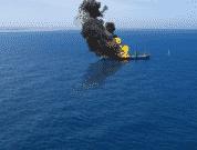 Real Life Accident Haphazard Storage Creates Fire Hazard On Ship
