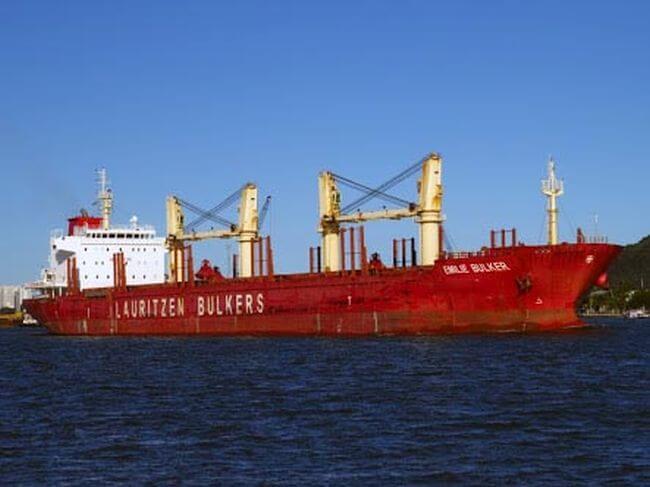 emili bulker Fined Maritime New Zealand