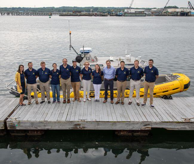 Sea Machines Successfully Demonstrates Capabilities of Industry's First Autonomous Spill-Response Vessel, Fulfills Cooperative Agreement with MARAD