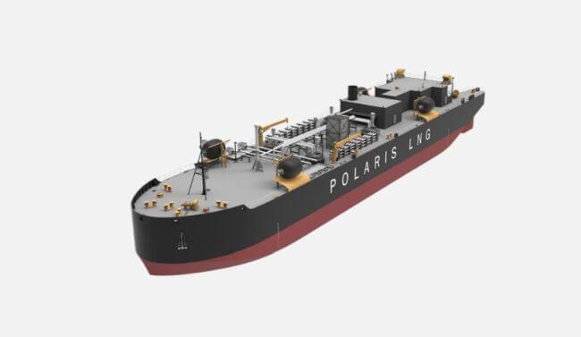 wartsila Polaris LNG