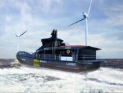 CWind Secures Contract To Deliver World's First Hybrid Propulsion Ses To ØRsted