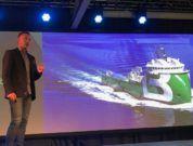 Chief-designer-Oyvind-Kamsvag-presenting-Ulstein