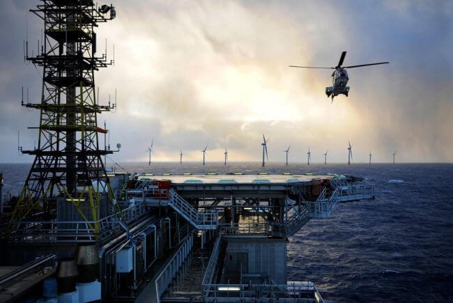 First Ever Oil And Gas Platforms To Be Powered By A Floating Offshore Wind Farm - Equinor
