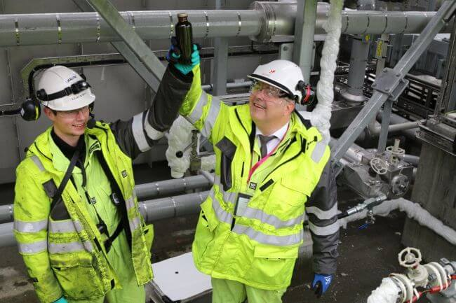 First Oil From Johan Sverdrup To Mongstad
