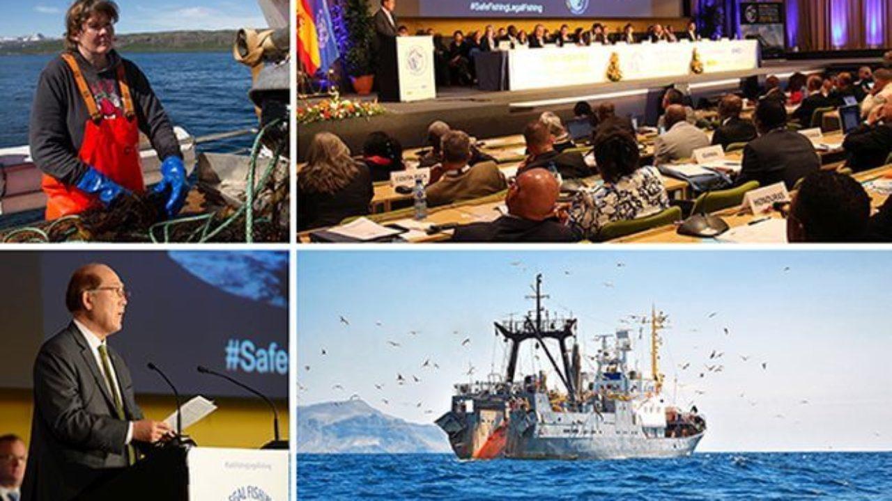 Argentina y 47 estados firman declaración para ratificar acuerdo sobre seguridad de buques pesqueros