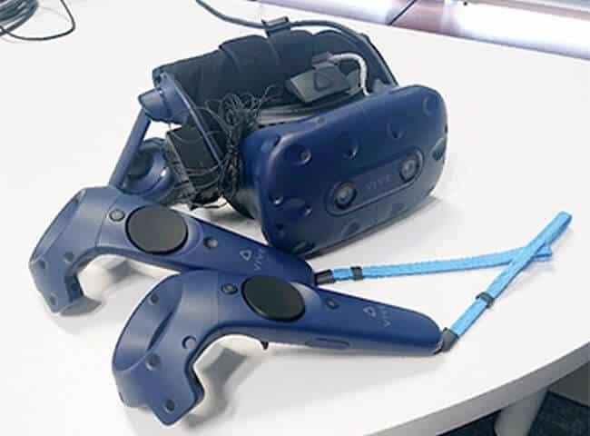 MOL VR_vive