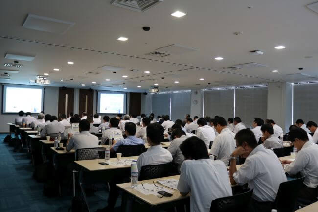 NYK Holds Annual Dry Bulk Safety Conference