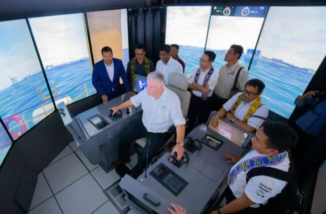 Order For Wärtsilä LNG Bunkering Vessel Simulator Enables First-Of-Its-Kind Hands-On Training