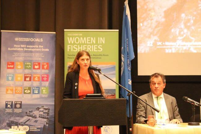 Women In Fisheries, Increasing Visibility