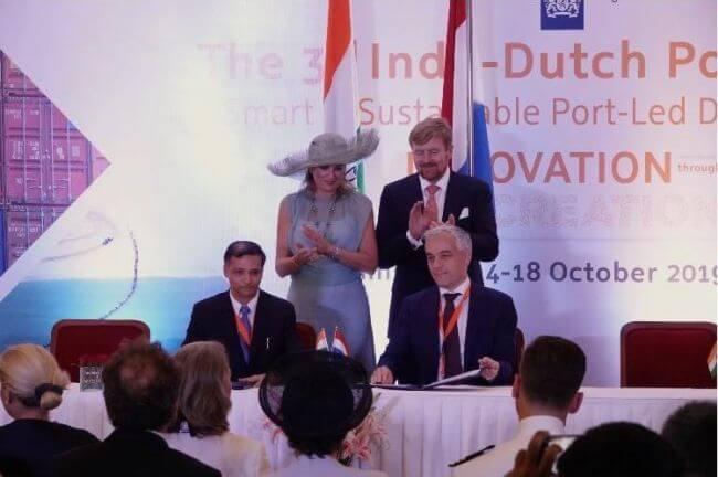port-of-rotterdam-authority-intensifies-activities-in-india