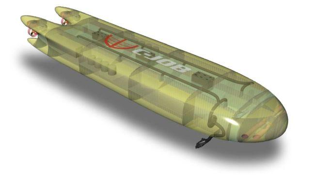 C-Job Designs Autonomous Underwater Maintenance Dredger