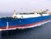 Daewoo Shipbuilding Delivers First LNG Carrier With Air Lubrication System