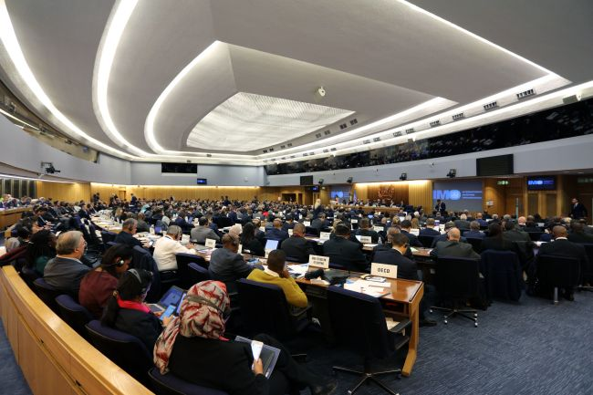 IMO Secretary-General opens 31st Assembly with a call for concrete action