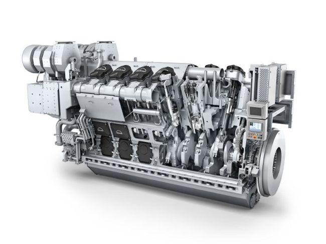 MAN Engine