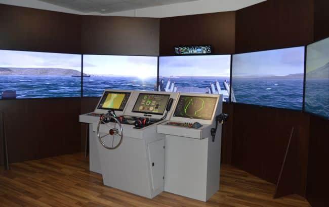 Wärtsilä simulators deliver advanced training to Bulgarian maritime students