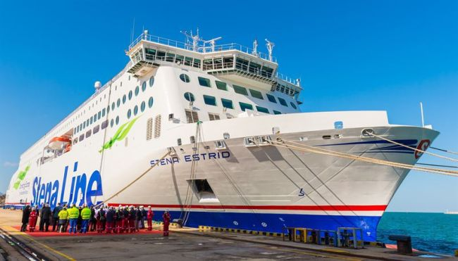 Stena Line Takes Delivery Of New Ferry Stena_Estrid