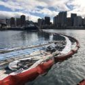 Coast Guard, local agencies respond to oil discharge in Pier 19