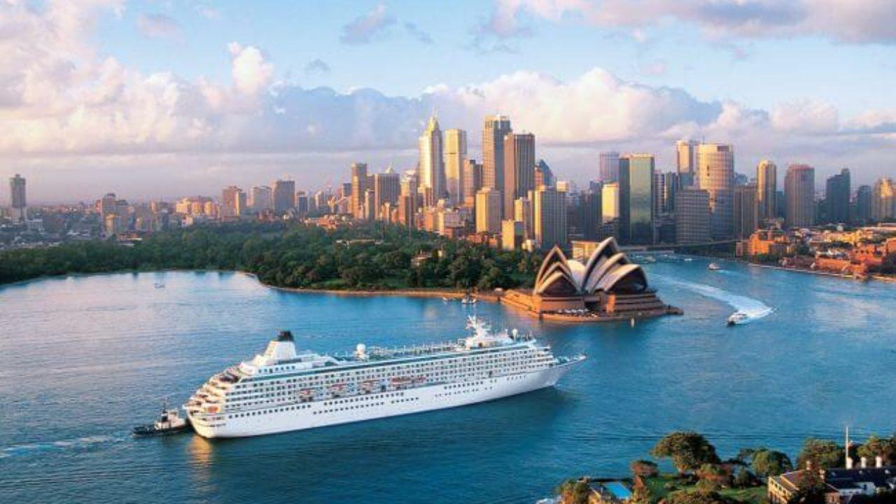 Australian Cruise Sector's Economic Impact Rises To $5.2 Billion ...