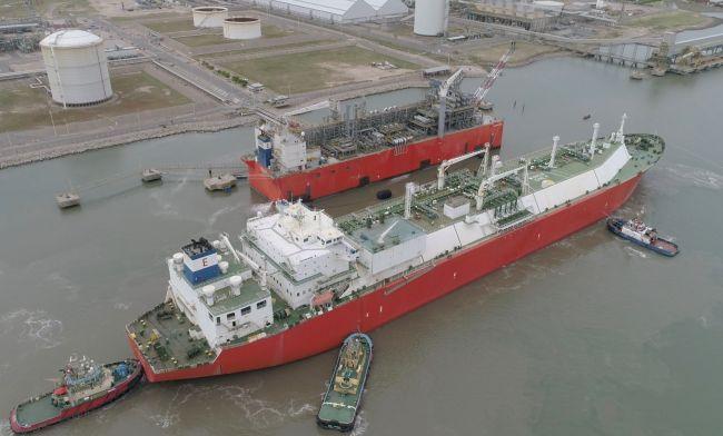 ypf_mega_gas_bahia_Exxmar shipping
