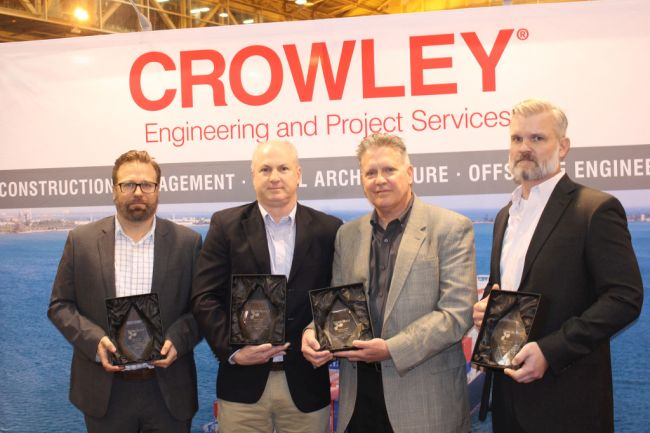 Crowley ConRo Award