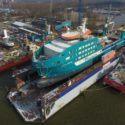 Damen Shiprepair Oranjewerf is celebrating 70 years