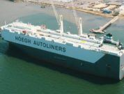 HOEGH vessels Cartagena taken by Miguel Alvarez