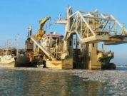 Jan De Nul successfully wraps up Liepaja Port dredging